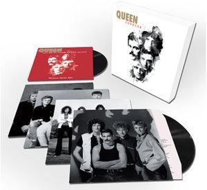 【送料無料】Queen / Forever (Box)【輸入盤LPレコード】(クイーン)