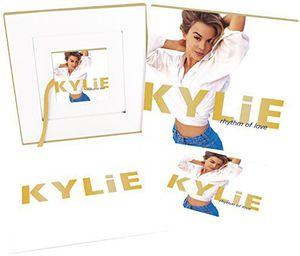 【送料無料】Kylie Minogue / Rhythm Of Love (Ntsc) (UK盤)【輸入盤LPレコード】(カイリー・ミノーグ)