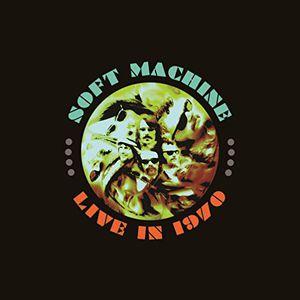【輸入盤LPレコード】Soft Machine / Live In 1970: Deluxe (UK盤) (Deluxe Edition)(ソフト・マシン)