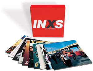 【送料無料】Inxs / Album Collection (UK盤)【輸入盤LPレコード】(インエクセス)