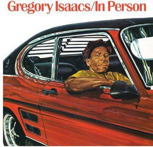 ただ今クーポン発行中です 輸入盤LPレコード Gregory Isaacs 国内送料無料 In UK盤 Person 祝日 アイザックス グレゴリー