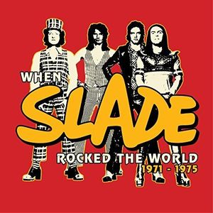 【送料無料】Slade / When Slade Rocked The World 1971-75 Collectors Box【輸入盤LPレコード】 (スレイド)