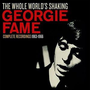 【送料無料】Georgie Fame / Whole World's Shaking (UK盤)【輸入盤LPレコード】(ジョージー・フェイム)