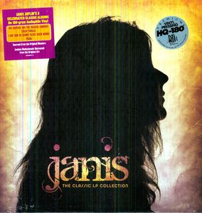 【送料無料】Janis Joplin / Classic LP Collection (Limited Edition) (180 Gram Vinyl) (Box)【輸入盤LPレコード】(ジャニス・ジョプリン)