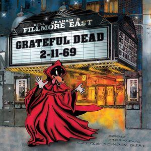 【送料無料】Grateful Dead / Fillmore East 2-11-69 (Limited Edition) (180 gram Vinyl)【輸入盤LPレコード】(グレイトフル・デッド)【LP2015/12/11発売】