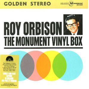 【送料無料】Roy Orbison / Monument Vinyl Box (オランダ盤)【輸入盤LPレコード】(ロイ・オービソン)
