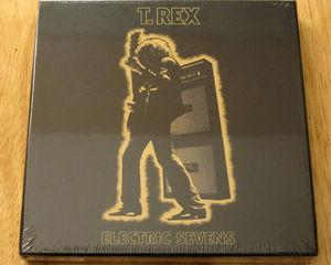 【送料無料】T. Rex / Electric Sevens (4 X 7-Inch Box) (Rsd) (オランダ盤)【輸入盤LPレコード】(T.レックス)