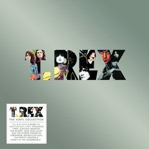 【送料無料】T. Rex / Vinyl Collection (UK盤)【輸入盤LPレコード】(T.レックス)