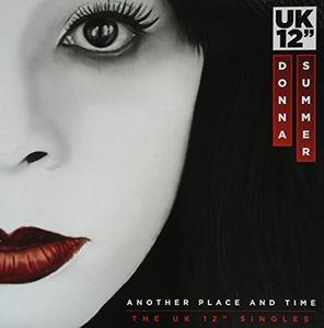 【送料無料】Donna Summer / Another Place And Time-The Uk 12 Singles (UK盤)【輸入盤LPレコード】(ドナ・サマー)