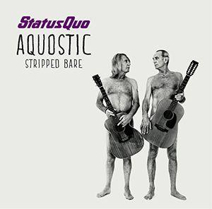 【送料無料】Status Quo / Aquostic (Stripped Bare) (UK盤)【輸入盤LPレコード】(ステイタス・クォー)