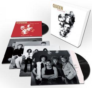 【送料無料】Queen / Queen Forever: Deluxe Edition (Deluxe Edition) (フランス盤)【輸入盤LPレコード】(クイーン)