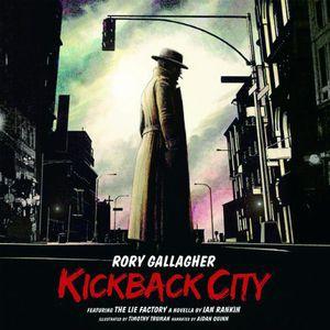 【送料無料】Rory Gallagher / Kickback City (w/CD) (180 Gram Vinyl) (Deluxe Edition)【輸入盤LPレコード】(ロリー・ギャラガー)