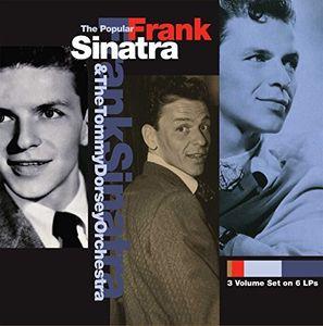 【送料無料】Frank Sinatra / Popular Frank Sinatra 1-3【輸入盤LPレコード】(フランク・シナトラ)