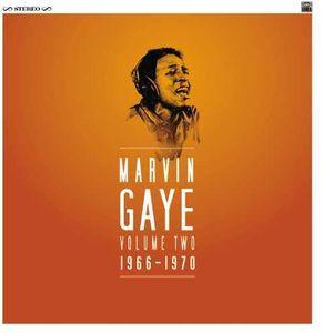 【送料無料】Marvin Gaye / Albums Vol 2 1966-1970 (Box)【輸入盤LPレコード】 (マーヴィン・ゲイ)