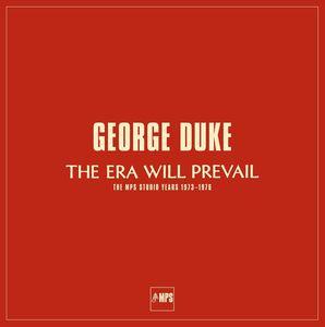 【送料無料】George Duke / Era Will Prevail (Gatefold LP Jacket)【輸入盤LPレコード】(ジョージ・デューク)