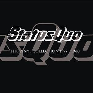 【送料無料】Status Quo / Vinyl Collection (Box)【輸入盤LPレコード】(ステイタス・クォー)