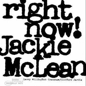 【送料無料】Jackie McLean / Right Now (Gatefold Lp Jacket) (180 Gram Vinyl)【輸入盤LPレコード】(ジャッキー・マクリーン)