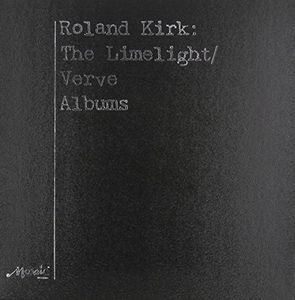【送料無料】Roland Kirk / Limelight/Verve Albums【輸入盤LPレコード】(ローランド・カーク)