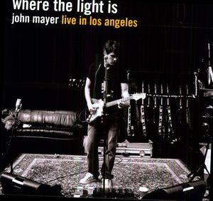 【送料無料】John Mayer / Where The Light Is (180 Gram Vinyl)【輸入盤LPレコード】(ジョン・メイヤー)