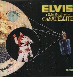 【輸入盤LPレコード】Elvis Presley / Aloha From Hawaii Via Satellite/Alternate Aloha(エルヴィス・プレスリー)