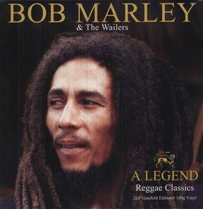 ただ今クーポン発行中です 輸入盤LPレコード 数量限定 Bob Marley 業界No.1 The Wailers Legend UK盤 ウェイラーズ マーリーザ ボブ