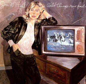 【送料無料】Joni Mitchell / Wild Things Run Fast (180 Gram Vinyl)【輸入盤LPレコード】(ジョニ・ミッチェル)