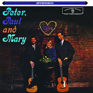 【送料無料】Peter, Paul & Mary / Paul Peter & Mary (180 Gram Vinyl)【輸入盤LPレコード】(ピーター、ポール&マリー)
