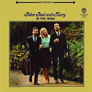 【送料無料】Peter, Paul & Mary / In The Wind (180 Gram Vinyl)【輸入盤LPレコード】(ピーター、ポール&マリー)