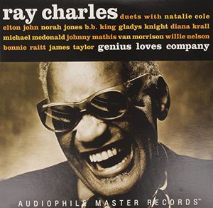 【送料無料】Ray Charles / Genius Loves Company (Limited Edition) (180 Gram Vinyl)【輸入盤LPレコード】(レイ・チャールズ)