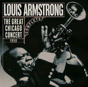 【送料無料】Louis Armstrong / Great Chicago Concert 1956 (180 Gram Vinyl)【輸入盤LPレコード】(ルイ・アームストロング)