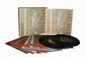 【送料無料】Charlie Parker / Complete Savoy Dial Recordings (Box)【輸入盤LPレコード】(チャーリー・パーカー)