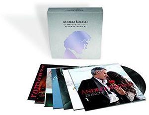 【送料無料】Andrea Bocelli / Complete Pop Vinyl Albums Box Set (Box)【輸入盤LPレコード】(アンドレア・ボチェッリ)