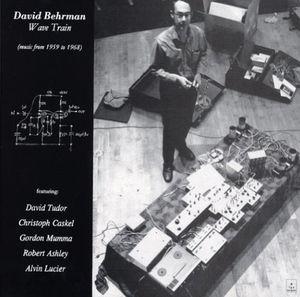 【送料無料】David Behrman / Wave Train【輸入盤LPレコード】