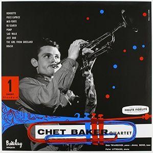 【送料無料】Chet Baker / Chet Baker Quartet【輸入盤LPレコード】(チェット・ベーカー)