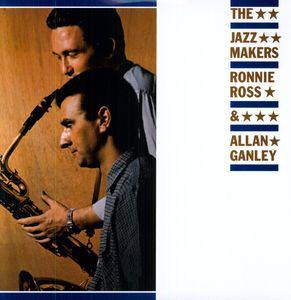 【送料無料】Ronnie Ross Ganley/Allan Ganley/ Ross/Allan Jazz Jazz Makers【輸入盤LPレコード】, 川副町:619ce091 --- sunward.msk.ru
