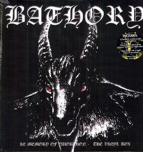 【送料無料】Bathory / In Memory Of Quorthon【輸入盤LPレコード】