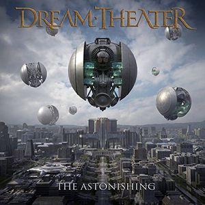 【送料無料】Dream Theater / Astonishing (UK盤)【輸入盤LPレコード】(ドリーム・シアター)