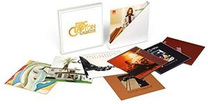【送料無料】Eric Clapton / Studio Album Collection 1970-1981 (180gram Vinyl) (Box)【輸入盤LPレコード】(エリック・クラプトン)【LP2016/1/29発売】