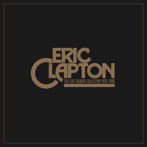 【輸入盤LPレコード】Eric Clapton / Live Album Collection【LP2016/3/25発売】(エリック・クラプトン)