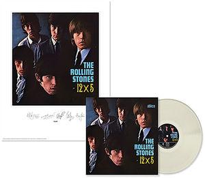 【送料無料】Rolling Stones / Rolling Stones: 12X5 (Lithograph) (Clear Vinyl)【輸入盤LPレコード】(ローリング・ストーンズ)
