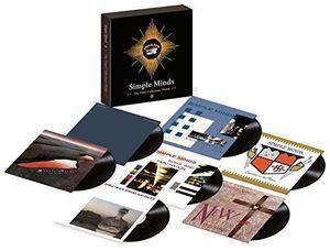 【送料無料】Simple Minds / Vinyl Collection 1979-1985【輸入盤LPレコード】(シンプル・マインズ)