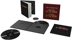 【送料無料】Rick Wakeman / Journey To The Centre Of The Earth (w/CD) (Limited Edition)【輸入盤LPレコード】(リック・ウェイクマン)