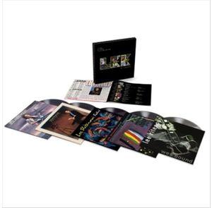 【送料無料】Lee Ritenour / Vinyl LP Collection (Box)【輸入盤LPレコード】【LP2016/4/22発売】(リー・リトナー)
