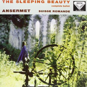 【送料無料】Ernest Ansermet / Tchaikovsky-Sleeping Beauty【輸入盤LPレコード】