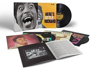 【送料無料】Little Richard / Mono Box: Complete Specialty/Vee-Jay Albums【輸入盤LPレコード】【LP2016/7/15発売】(リトル・リチャード)
