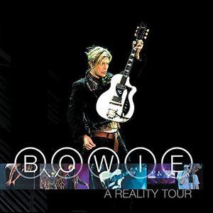 【送料無料】David Bowie / Reality Tour (Limited Edition) (180Gram Vinyl)【輸入盤LPレコード】【LP2016/6/3 発売】(デヴィッド・ボウイ)