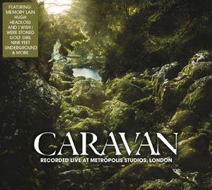 【送料無料】Caravan / Live At Metropolis Studio (Limited Edition) (180 Gram Vinyl)【輸入盤LPレコード】