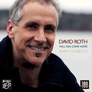 【送料無料】David Roth / Will You Come Home (ドイツ盤)【輸入盤LPレコード】