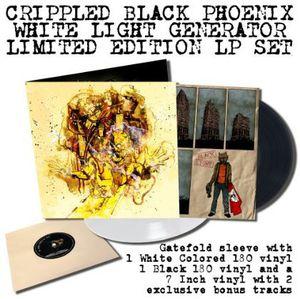 【送料無料】Crippled Black Phoenix / White Light Generator (UK盤)【輸入盤LPレコード】
