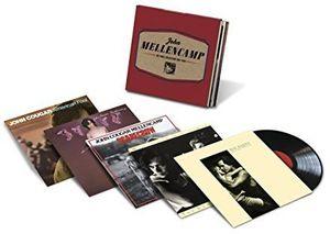 【輸入盤LPレコード】John Mellencamp / Vinyl Collection 1982-1989 (Box)(ジョン・メレンキャンプ)